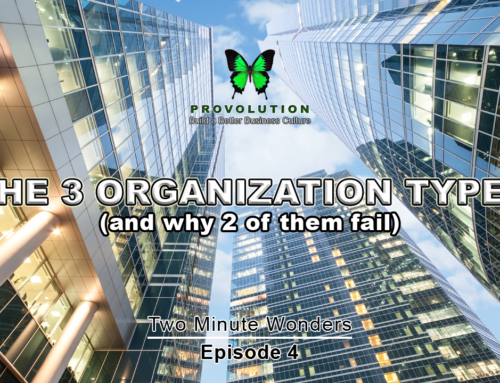 The 3 Business Types – And Why 2 of Them Consistently Fail!